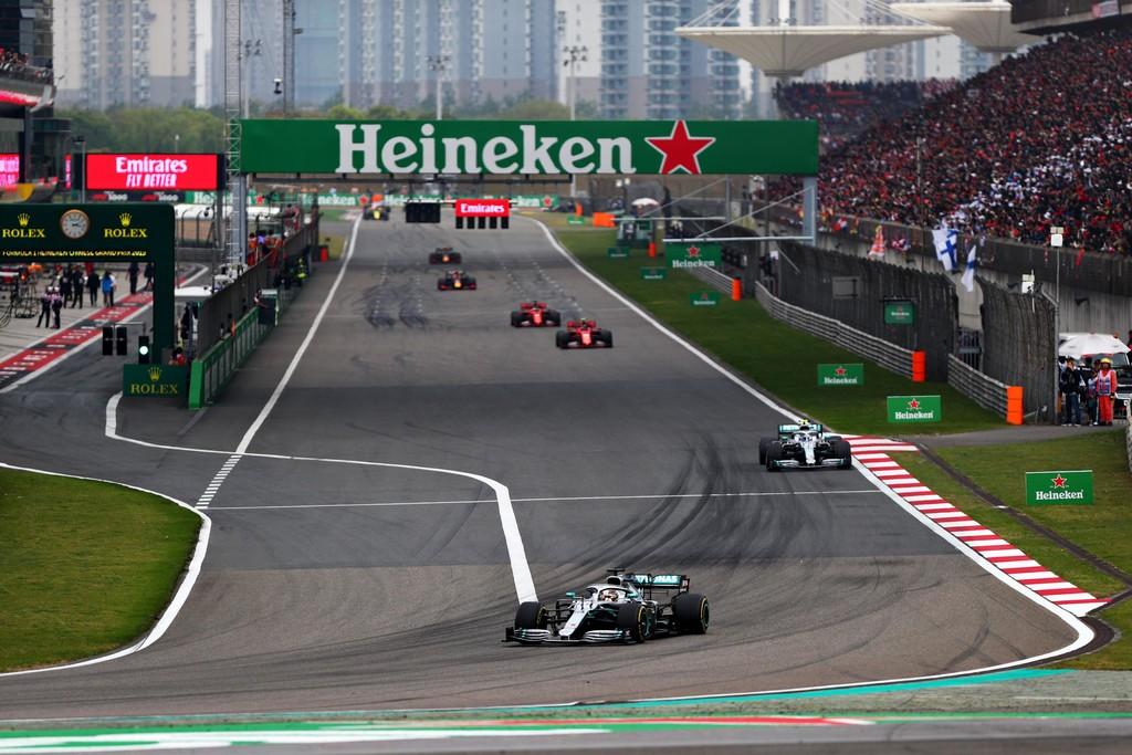 ¡Suspendido! El coronavirus se carga el Gran Premio de China de Fórmula 1