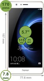 Huawei Honor V8+