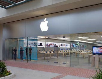 Apple Store Fashion Valley foto oficial