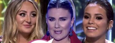 Carlota Corredera le pone los puntos sobre los AntonioDavíes a Rocío Flores y Gloria Camila: esta ha sido la contundente respuesta a sus acusaciones