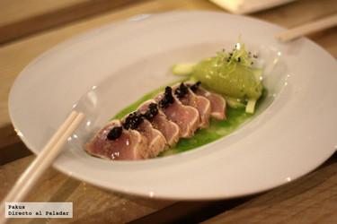 Restaurante La Candela. Cocina creativa en Valdemorillo