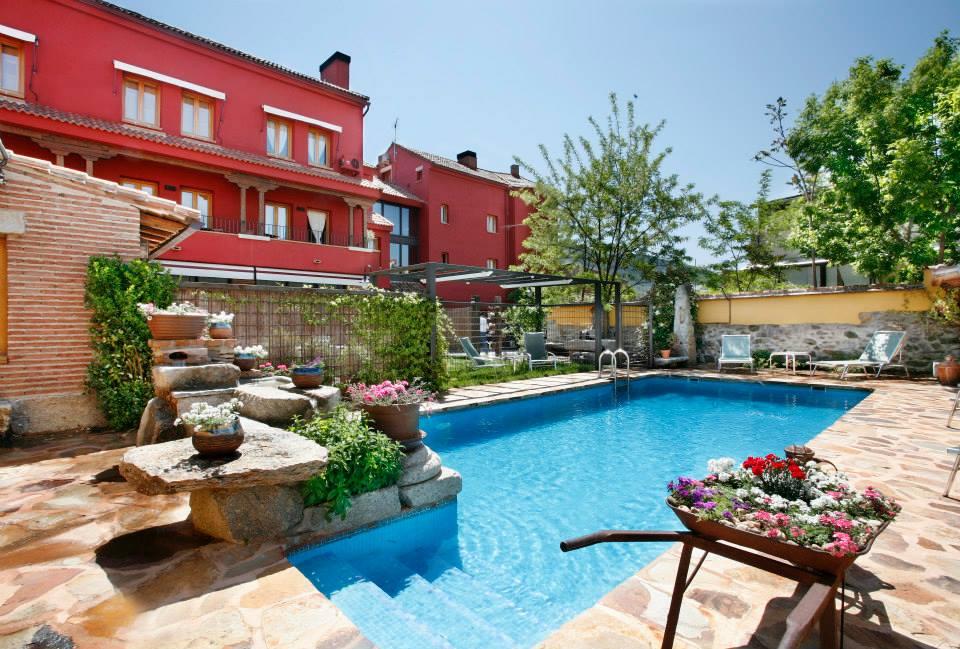 Siete hoteles rurales en espa a for Hoteles minimalistas en espana