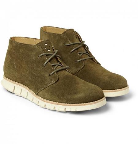 Cole Haan lanza mini-colección exclusiva de seis pares de zapatos para Mr. Porter