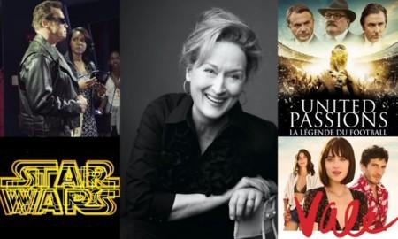 Hay más cine ahí fuera | Meryl Streep, otro modo de ver Star Wars y Amenábar vende cerveza
