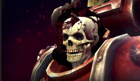 Warhammer 40.000: Space Wolf, estrategia y cartas al estilo Metal Gear Ac!d