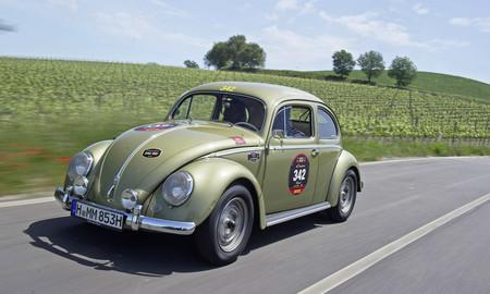 """¿Por qué le llamamos """"Vocho"""" Al Volkswagen Tipo 1?"""