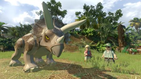 LEGO Jurassic World: primeras impresiones