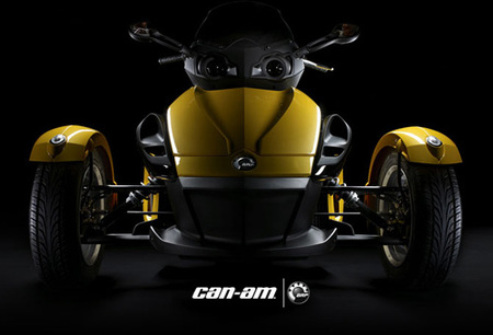 Can Am Spyder SE5