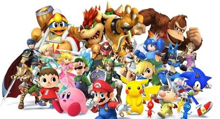 Smash Bros Roster