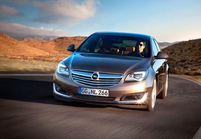 Nuevo Opel Insignia 2014: Listo para el Salón de Frankfurt