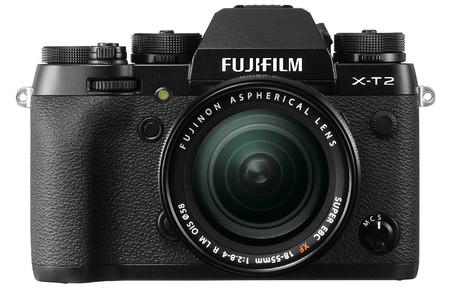 Fujifilmx T2