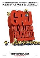 'Gru, mi villano favorito', cartel y tráileres