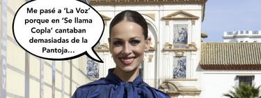 Esta ha sido la primera reacción pública de Eva González al conflicto entre Kiko Rivera e Isabel Pantoja