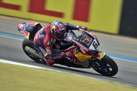 Stefan Bradl Honda Sbk Tailandia 2017