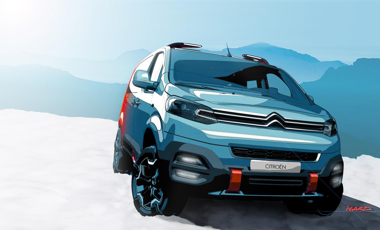 Foto de Citroën SpaceTourer Hyphen (1/15)