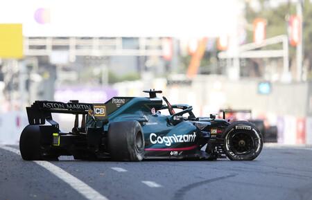 Stroll Baku F1 2021