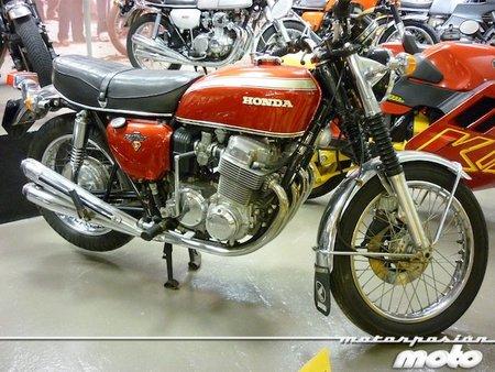 Honda CB750 Four Museo de la moto Canillo (Andorra)