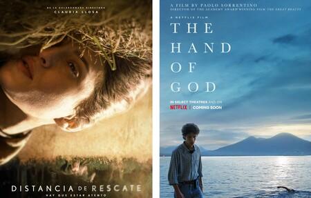 Festival de San Sebastián 2021   Netflix persigue la Concha de Oro con 'Distancia de rescate' y nos acerca la juventud de Sorrentino en 'Fue la mano de Dios'