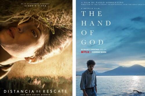Festival de San Sebastián 2021 | Netflix persigue la Concha de Oro con 'Distancia de rescate' y nos acerca la juventud de Sorrentino en 'Fue la mano de Dios'