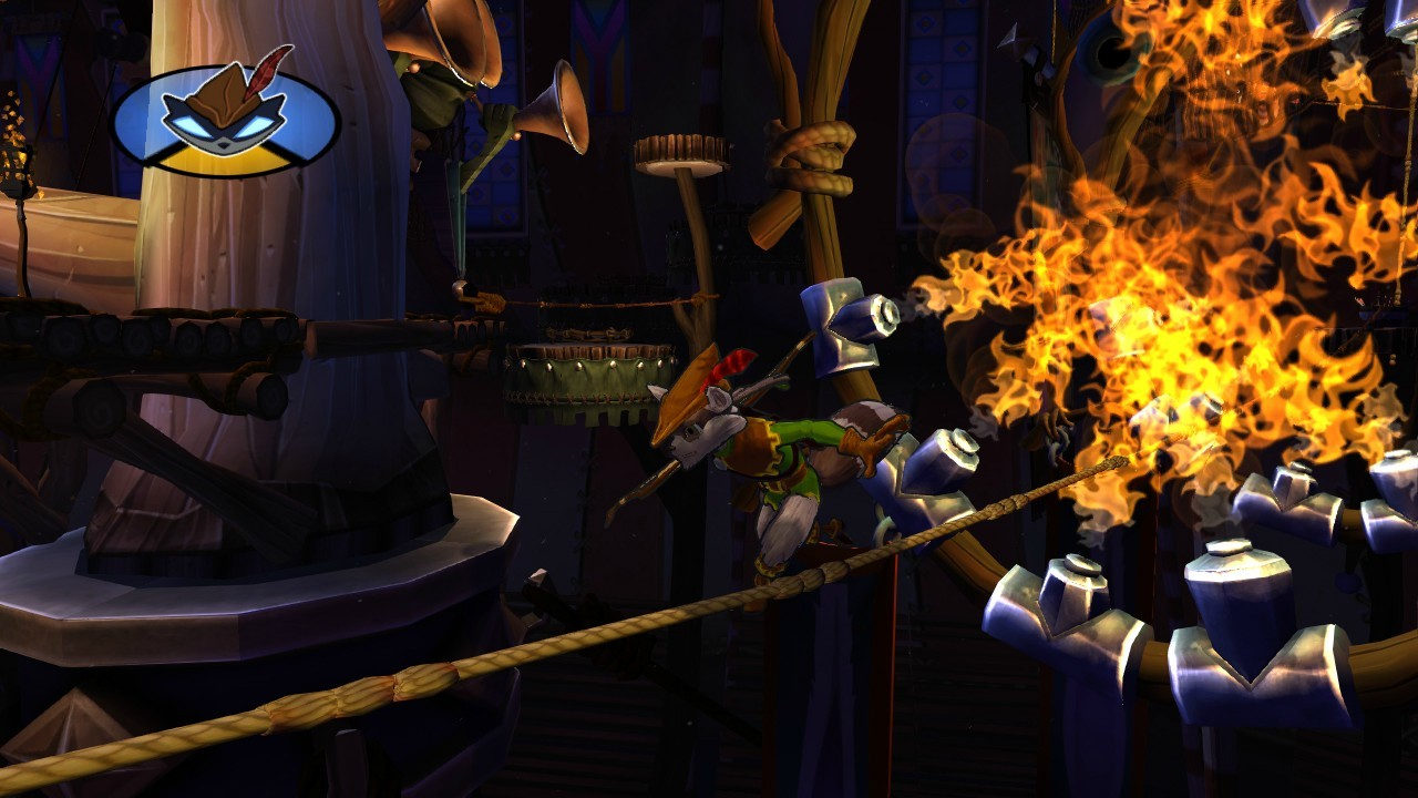 Foto de 020312 - Sly Cooper: Thieves in Time (2/8)