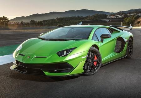 Lamborghini Aventador Svj 2019 1280 01