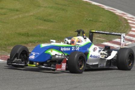 La Fórmula 3 española llega al mítico Spa