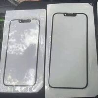Aparece un supuesto cristal del iPhone 13 con 'notch' más pequeño que aprovecha más los bordes