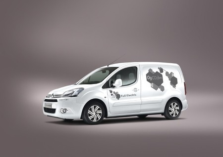 Citroen Berlingo EV