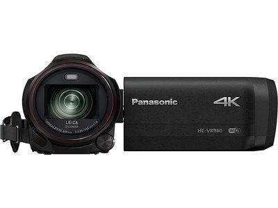 Si eres más de vídeo, en la Semana de la Fotografía tienes la Panasonic HC-VX980EG-K por 559 euros