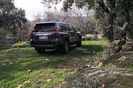 Toyota Land Cruiser Limited Prueba 2