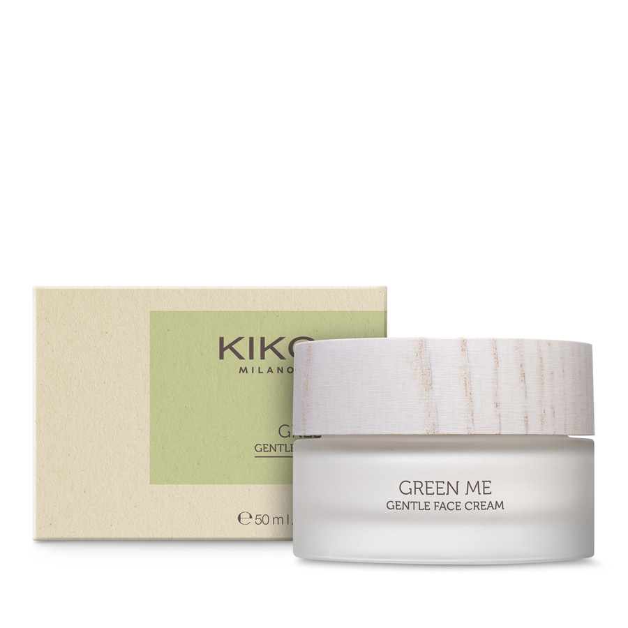New Green Me Gentle Face Cream - Edition 2020