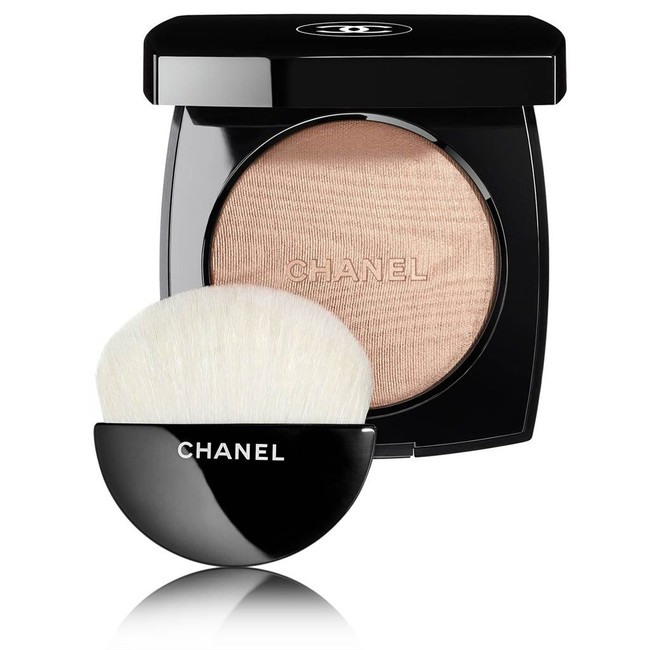 Poudre Lumiere Polvos Iluminadores diez Ivory Gold Chanel