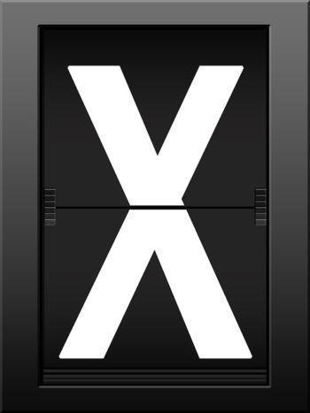 ¿Por qué usamos X cómo incógnita en los problemas de matemáticas?