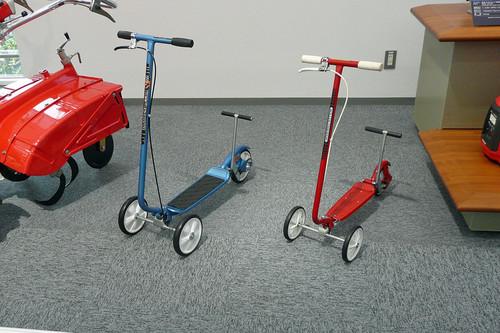 Honda intentó triunfar con los patinetes eléctricos, pero el invento nació 40 años antes de su éxito