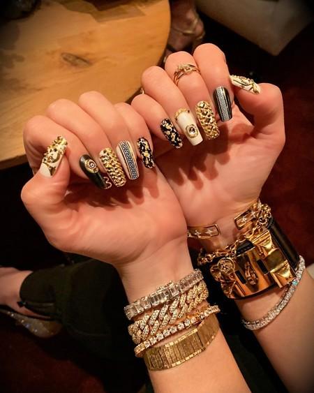 Manicure Jennifer Lopez1