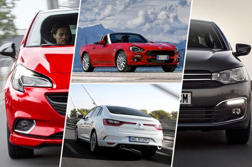 13 autos europeos que serían un éxito en México y 7 que nos encantan, pero fracasarían