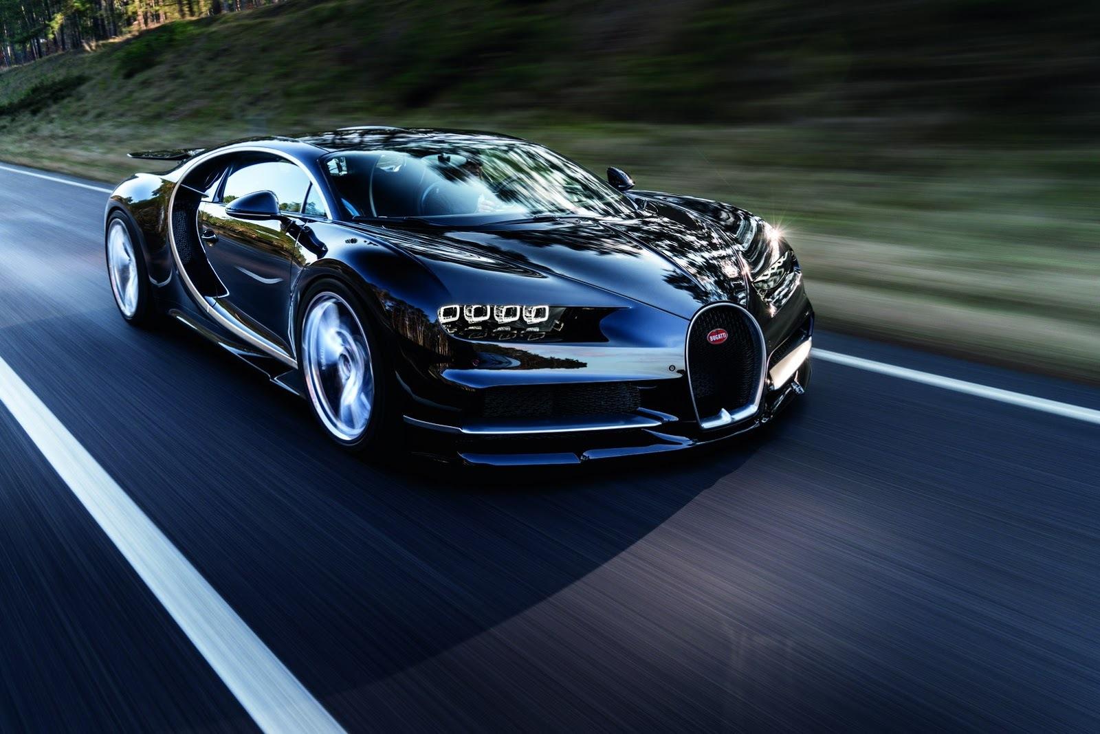 Foto de Bugatti Chiron (39/77)