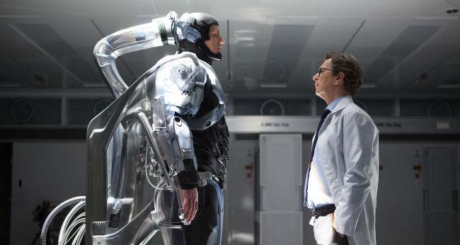 Robocop actores