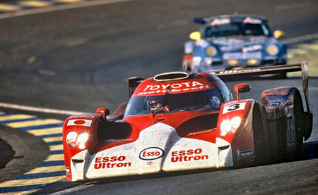 Toyota GT-One Le Mans 1999
