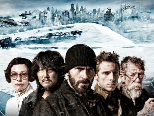 'Snowpiercer', así es la película de ciencia ficción coreana de culto del director de 'Okja'