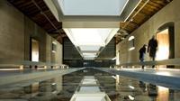 Puertas abiertas del 'Museo del agua' más exposición de coches eléctricos en Palencia, lunes 3 de septiembre