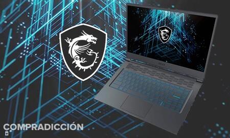 Ligero, delgado y muy potente: el portátil gaming MSI Stealth 15M A11UEK-023ES con gráfica RTX3060 cuesta casi 200 euros menos en Amazon
