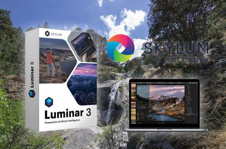 Skylum Luminar 3, disponible para descargar gratis (en versión completa para PC y Mac) una de las alternativas a Adobe Lightroom