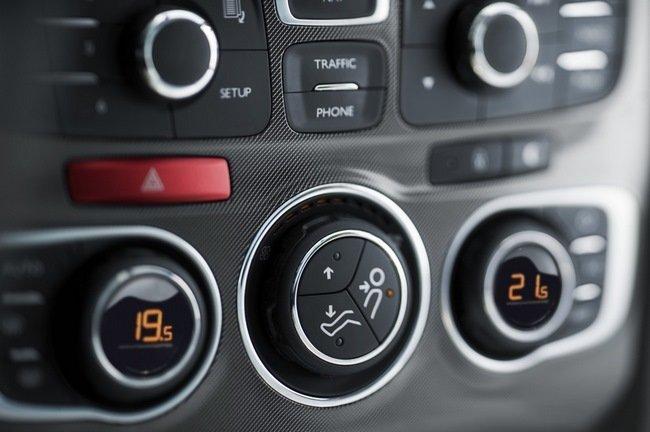 Climatizador Citroën