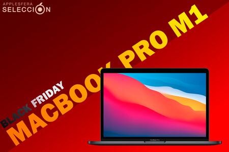 Black Friday 2020: El nuevo MacBook Pro (2020) con chip M1 está casi 50 euros más barato en Amazon