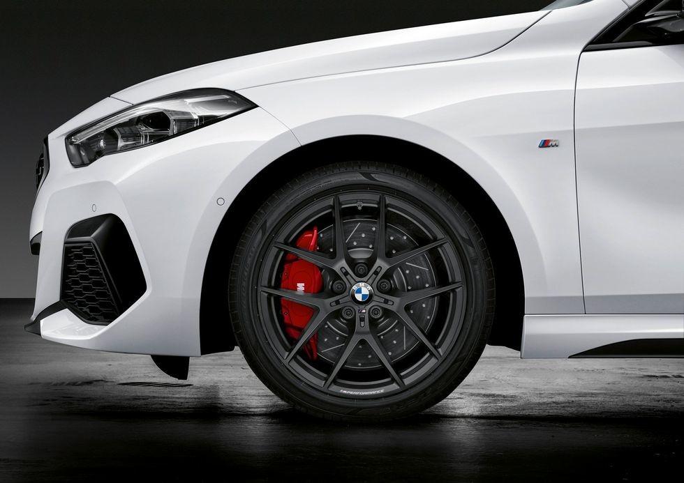 Foto de BMW Serie 2 Gran Coupé M Performance (5/12)