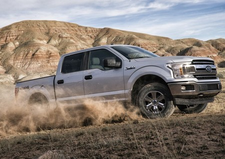 Ford F 150 Electrica 1