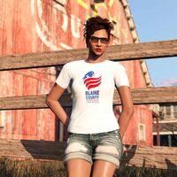 GTA Online: cómo conseguir gratis la camiseta Blaine County Talk Radio y el paracaídas de USA