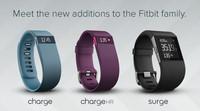 Fitbit Surge y Charge, así son los nuevos wearables de la compañía [Actualizado]