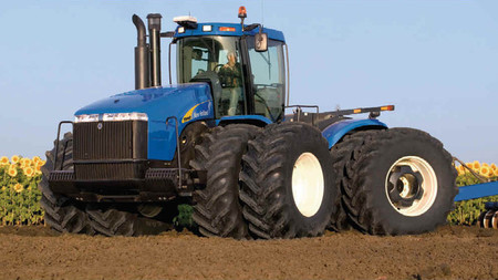 Tractor New Holland T9000